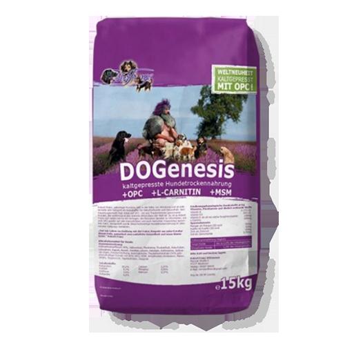Hundefutter DOGenesis, 15kg
