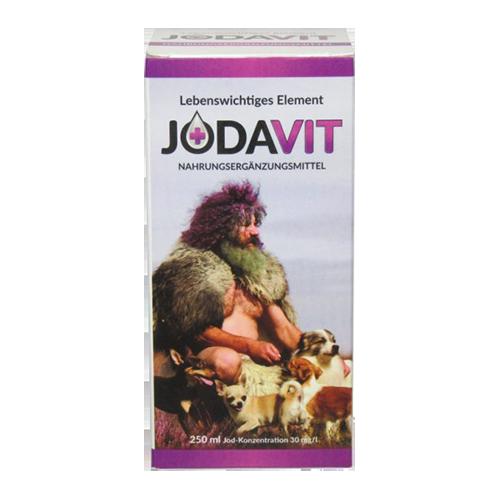 Jodavit, Lösung
