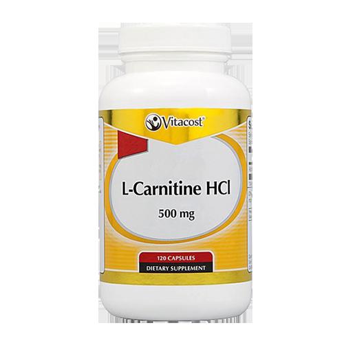 L-Carnitin, Kapseln
