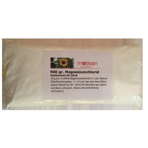 Magnesiumchlorid 500g